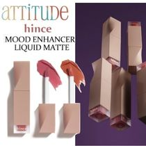 20SS新作【hince】Mood Enhancer Liquid Matte[追跡付]