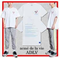TWICE着用☆acme' de la vie☆SUCCESS V LOGO SHORT SLEEVE T