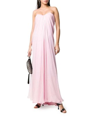 alexander mcqueen ボレロ・ショール 関税込み◆LONG DRAPED DRESS(2)