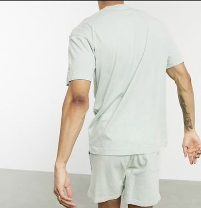Nike セットアップ Nike Just Do It washed Tシャツ&ショーツ(3色)/送料関税込み(10)