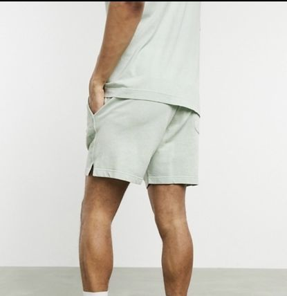 Nike セットアップ Nike Just Do It washed Tシャツ&ショーツ(3色)/送料関税込み(11)