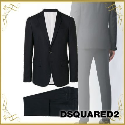 D SQUARED2 スーツ ★関税込★two-piece formal suit
