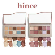 【hince】20SS新作 / NEW DEPTH EYESHADOW PALETTE 全2色