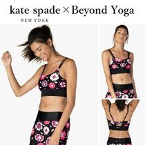 ☆最新人気コラボ☆【Kate Spade x Beyond Yoga】 Leaf Bow Bra