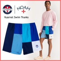 20SS NEW◆注目のコラボ◆Noah x Vuarnet◆Swim Trunks