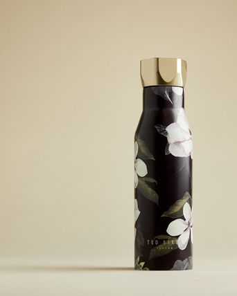 TED BAKER タンブラー 【TED BAKER】おしゃれ LIINDAA Opal print water bottle 2色(2)