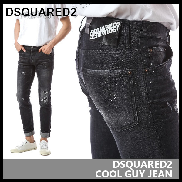 【D SQUARED2】COOL GUY JEAN (D SQUARED2/デニム・ジーパン) 55638865