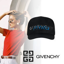 【GIVENCHY】2020SS新作*ナイロン 3D GIVENCHY PARIS キャップ