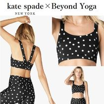 ☆最新コラボ☆【Kate Spade x Beyond Yoga】Madison Bow Bra