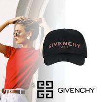 【GIVENCHY】2020SS新作*GIVENCHY PARIS ロゴ ナイロンキャップ
