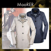 【20SS NEW】 MooRER_men / BERNINI-KM / グレー/ネイビー