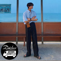 ASCLO Solar banding wide slacks(2color) OH263 追跡付