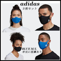 【adidas】★FACE COVERS フェイスマスク 3-PACK★