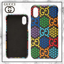 ◆GUCCI 20SS 最新作◆GGサイケデリック iPhone X/XS ケース◆