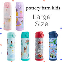 関税送料込*Pottery Barn*Disney Water Bottles ラージサイズ