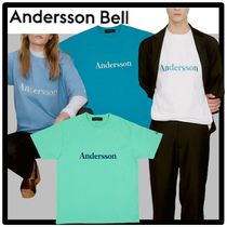 ☆人気☆関税込★ANDERSSON BELL★SIGNATURE EMBROIDERY T-SHIRT
