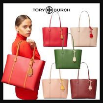 [TORY BURCH] SALE!トートバッグ Perry Triple-Compartment Tote