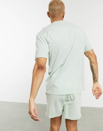 Nike セットアップ 大人気★NIKE★JUST DO IT WASHED T-SHIRTS & SHORTS セット(3)