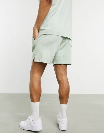 Nike セットアップ 大人気★NIKE★JUST DO IT WASHED T-SHIRTS & SHORTS セット(7)