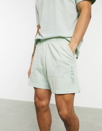 Nike セットアップ 大人気★NIKE★JUST DO IT WASHED T-SHIRTS & SHORTS セット(8)