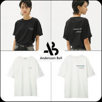 ANDERSSON BELL(アンダースンベル) Tシャツ・カットソー [ANDERSSON BELL] ★ UNISEX PRINTEMPS ETE SEASON T-SHIRTS