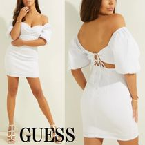 GUESS*CHARLOTTE*後ろ結びが可愛い・ワンピース♪