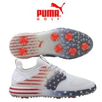 【PUMA】☆ゴルフシューズ☆IGNITE STARS&STRIPES GOLF SHOES