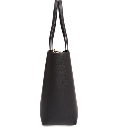 Tory Burch マザーズバッグ 関税送料込 TORY BURCH McGraw Leather Tote(6)