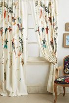 Michelle Morin Nests & Nectar Curtain