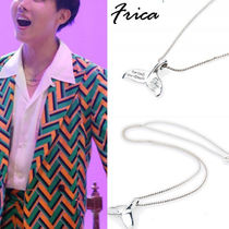 【FRICA】Dolphin Necklace 1 ★BTS J-hope 着用★