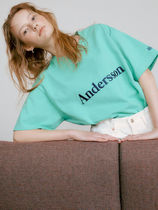 ANDERSOON BELL ANDERSSON SIGNATURE EMBROIDERY T-SHIRT