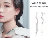 WING BLING★CLC ウンビン着用★Marget ピアス