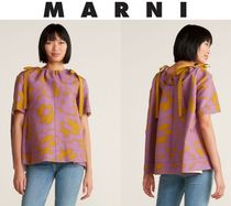 [関税・送料込] MARNI☆Mock Layered Blouse