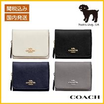 【COACH】Small Trifold Wallet 折財布◆国内発送◆