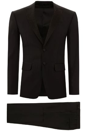 D SQUARED2 スーツ 関税込み◆LONDON FIT SUIT WITH CRYSTALS(2)