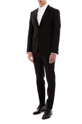 D SQUARED2 スーツ 関税込み◆LONDON FIT SUIT WITH CRYSTALS(3)