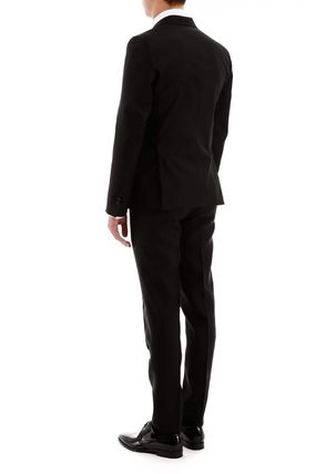 D SQUARED2 スーツ 関税込み◆LONDON FIT SUIT WITH CRYSTALS(5)
