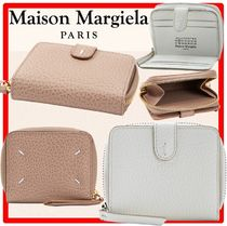 ☆送料・関税込☆MAISON MARGIELA☆LEATHER ZIP-AROUND WALLET☆