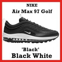 Nike Air Max 97 G GOLF Black White SS 20 2020