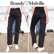 履き心地最高☆Brandy Melville☆PIPER WORKER PANTS