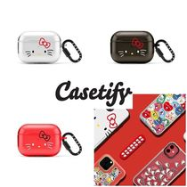 【Casetify】★HELLO KITTY コラボ★AirPodsPro/AirPodsケース