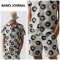 【BANKS JOURNAL】☆セットアップ☆TY WILLIAMS BEING SET-UP