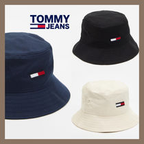 [TOMMY JEANS]♠TJM Flagバケットハット
