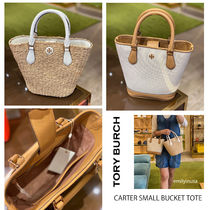 EMILYお勧め夏バッグ TORY BURCH★CARTER SMALL BUCKET TOTE
