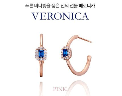 wing bling ピアス WING BLING★夫婦の世界 ハンソヒ 着用★VERONICA イヤリング(4)