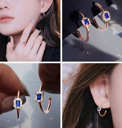 wing bling ピアス WING BLING★夫婦の世界 ハンソヒ 着用★VERONICA イヤリング(13)
