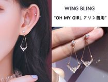 wing bling(ウィングブリン) ピアス WING BLING★OH MY GIRL アリン着用★PETITE DRESS イヤリング