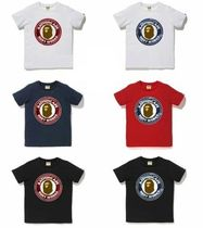 A BATHING APE★レディース COLOR CAMO BUSY WORKS Tシャツ