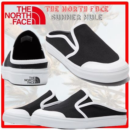 THE NORTH FACE サンダル・ミュール ☆送料・関税込☆THE NORTH FACE☆SUMMER MULE☆ミュール☆