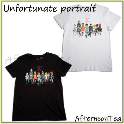Ron Herman Tシャツ・カットソー RH取扱 UNFORTUNATE PORTRAIT WINTOUR DE FRANCE Tシャツ